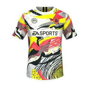 FIFA 20 Ultimate Team Soccer Jersey Men's Size Small Official EA Sports NWT