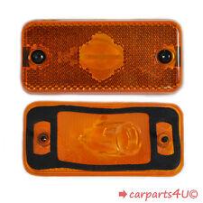 Left or Right Side Marker Lamp Orange Signal Light for FIAT DUCATO 2009 on