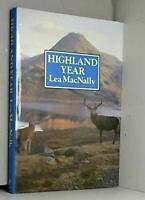 Highland Year by MacNally, Lea Hardback Book The Fast Free Shipping