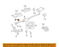 HONDA OEM-Exhaust System Muffler 18215S84A20