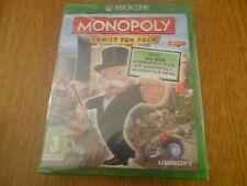 Monopoly Family fun Pack Jeu XBOX ONE FR Neuf