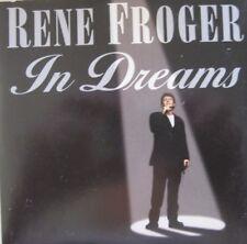 RENE FROGER - IN DREAMS  - CD-SINGLE  - cardboard sleeve