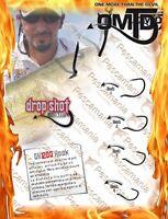 amo OMTD OH1200 wacky rig drop shot weedless antialga soft baits