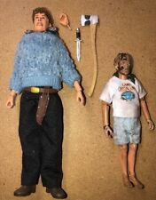NECA SDCC Exclusive Friday The 13th PAMELA VOORHEES & YOUNG JASON Loose Complete