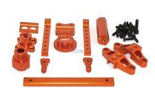 Alloy Spare Wheel Carrier Set, Baja 5T/T1000 - Orange HPI 5b 5SC Rovan