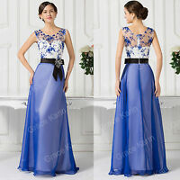 Sexy Women Party Prom Evening Cocktail Bridesmaid Ball Gown Wedding Long Dresses