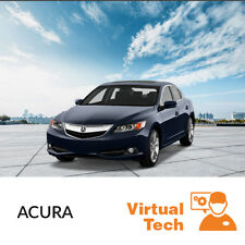 Acura - Digital Service and Repair Manual Expert Assistance