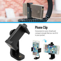 Universal Smartphone Tripod Adapter Cell Phone Holder Mount For Phone Camera Z0H