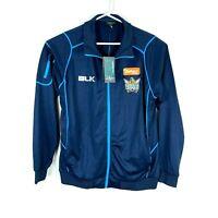 Gold Coast Titans BLK Jacket Size Men's XL BNWT