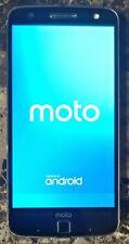Motorola Moto Z Force Droid XT1650M 32GB Black Smart Phone w/ Power Pack Mod