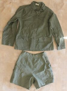 Post Vietnam WAC / Female Uniform nurse woman's Army