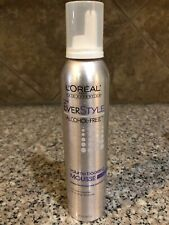 L'oreal EverStyle Volume Boosting Mousse 8 oz
