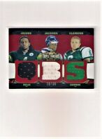 2006 Tarvaris Jackson Topps Triple Threads Rookie Jersey Relic SP Clemens #20/36