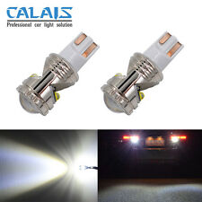 2X 921 T15 W16W Super Bright White CREE LED Bulbs For Backup Parking Lights