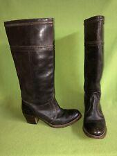 Brown Frye Boots 7 B