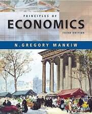 Principles of Economics, Acceptable, N. Gregory Mankiw, Book