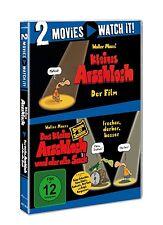 DAS KLEINE ARSCHLOCH/DAS KLEINE ARSCHLOCH UND DER ALTE SACK 2 DVD NEU