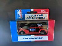 MATCHBOX 1995 CHICAGO BULLS 1939 CHEVY CLUB DIECAST COLLECTIBLE TEAM CAR NBA