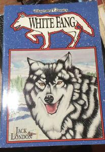 White Fang - Jack London, Pb book