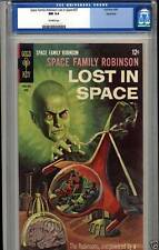 GOLD KEY CGC SPACE FAMILY ROBINSON, LOST IN SPACE #27 NM 9.4 NORTHLAND