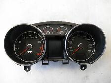 Tacho Kombiinstrument MFA FIS MMI Audi TT 8J 8J0920990E Cluster mph Speedometer