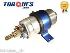 Bosch 044 External Fuel Pump With Billet Cradle / Mount