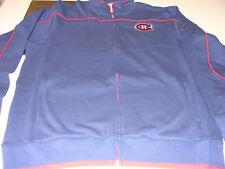 Montreal Canadiens Full Zip Track Jacket NHL XXL 2011