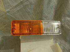 NISSAN PULSAR N12 front l/h combination light assembly, NEW GENUINE NISSAN
