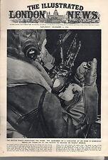 1943 London News December 4-New Zealander's fight; War in Italy; Berlin bombing