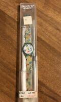 Orologio Swatch Bongo LN 110 Quartz. Nuovo - Vintage 1990. Raro Collezione