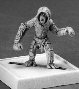 RAOGRU SHAMAN - PATHFINDER REAPER figurine miniature rpg jdr monkey singe 60094
