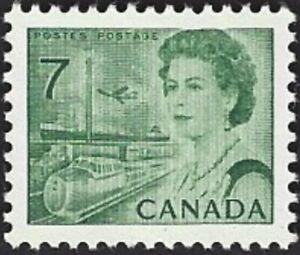 Canada  # 543   QUEEN ELIZABETH II     1971 Pristine Original Gum