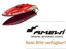 Ersatzteil Rennboot Speedboot Super Mono X: Fernsteuerung V1  2.4GHZ