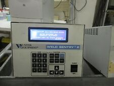 Unitek Miyachi : WS2 Weld Sentry 2 Welder. Model  NO: 3-131-01