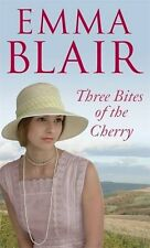 EMMA BLAIR ____ THREE BITES OF THE CHERRY ___ BRAND NEW ___ FREEPOST UK