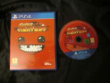 PS4 : SUPER MEAT BOY - Completo, ITA !