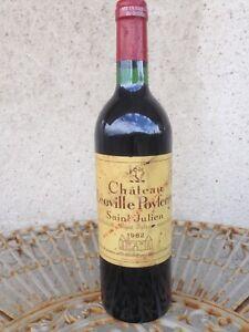 Léoville Poyferre 1982
