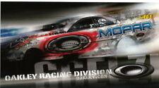 2005 Gary Scelzi Oakley Mopar Dodge Charger Funny Car NHRA postcard