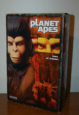 """PLANET OF THE APES ZIRA 12"""" ACTION FIGURE -SIDESHOW-"""