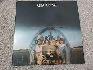 Abba Arrival 12 Inch Vinyl Album LP Record