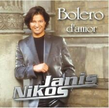 Janis Nikos Bolero d'amour (2003) [CD]