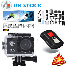 SJ9000 WIFI 4K 12MP ULTRA HD SPORTS ACTION CAMERA DV VIDEO CAMCORDER UNDERWATER