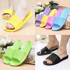 Women Men Couple Home Slippers Hotel Bathroom Bath&Shower New Non-Slip Slippers