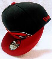 Arizona Cardinals «Black-Cardinal Red» New Era 9Fifty Snapback
