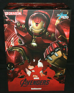 Avengers Age of Ultron Hulkbuster Dragon Models 1/9 Scale Figure Marvel MIB 2015