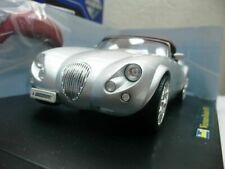 WOW EXTREMELY RARE Wiesmann MF3 343HP Rem Soft Top 2002 Silver 1:18 Revell-MG/GT