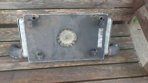 Land Rover Series 1 & 2 Smiths Flat Panel Heater - Complete & Working