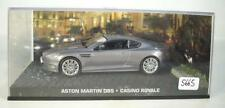 James Bond 007 Collection 1/43 Aston Martin DBS Casino Royale in Box #5665