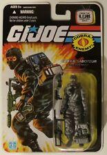 "G.I. Joe 25th Anniversary: Cobra Saboteur (Firefly) 3.75"" Figure"