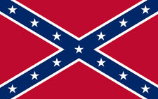 One Confederate Flag Material 3by5